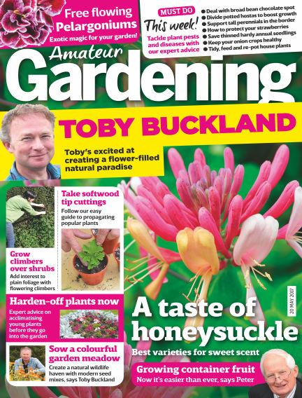 Amateur Gardening May 16, 2017 00:00