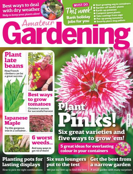 Amateur Gardening May 23, 2017 00:00