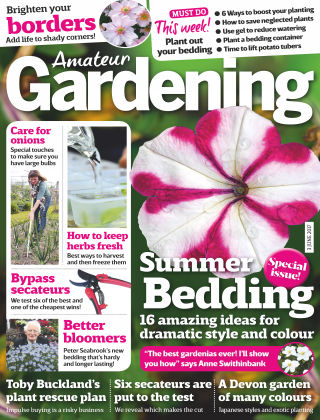 Amateur Gardening 3rd June 2017
