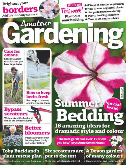 Amateur Gardening May 30, 2017 00:00