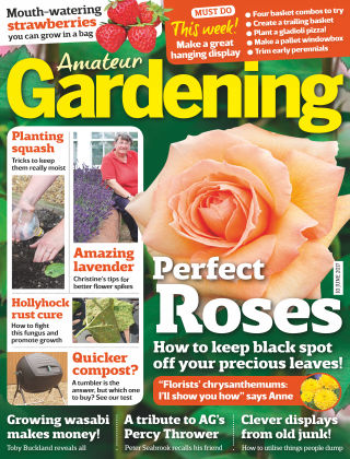 Amateur Gardening 10th June 2017