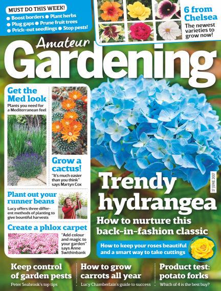 Amateur Gardening June 13, 2017 00:00
