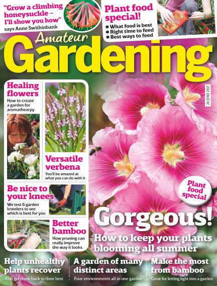 Amateur Gardening June 21, 2017 00:00