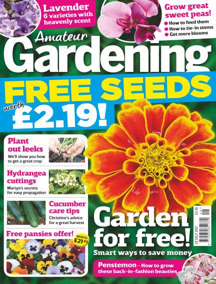 Amateur Gardening July 18, 2017 00:00