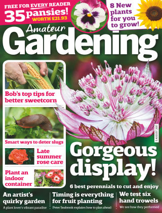 Amateur Gardening 5th August 2017