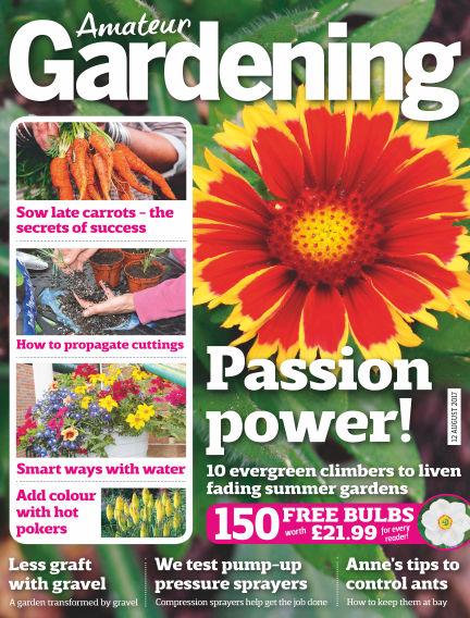 Amateur Gardening August 08, 2017 00:00