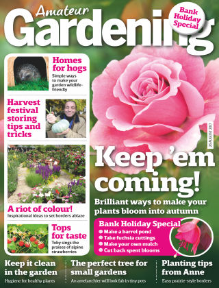 Amateur Gardening 26th August 2017