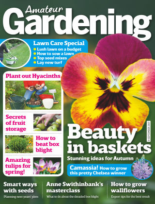 Amateur Gardening 9th September 2017