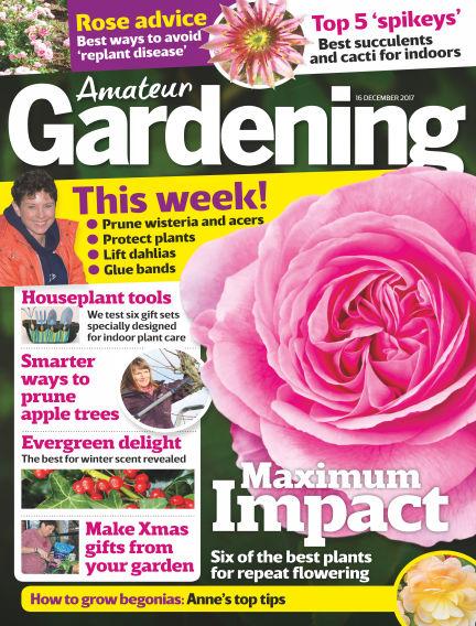 Amateur Gardening December 12, 2017 00:00