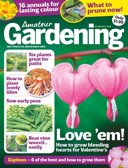 Amateur Gardening February 06, 2018 00:00