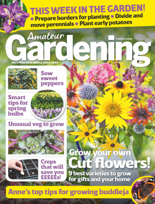 Amateur Gardening 17th March 2018