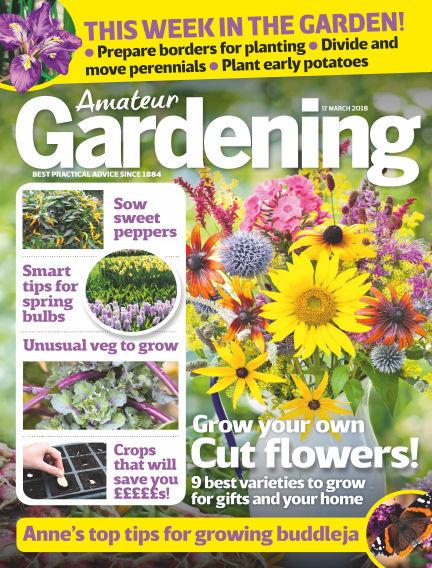 Amateur Gardening March 13, 2018 00:00