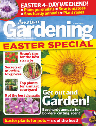 Amateur Gardening 27th March 2018
