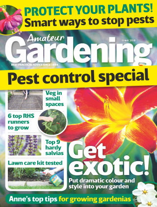 Amateur Gardening 19th May 2018