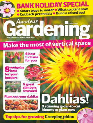 Amateur Gardening 26th May 2018