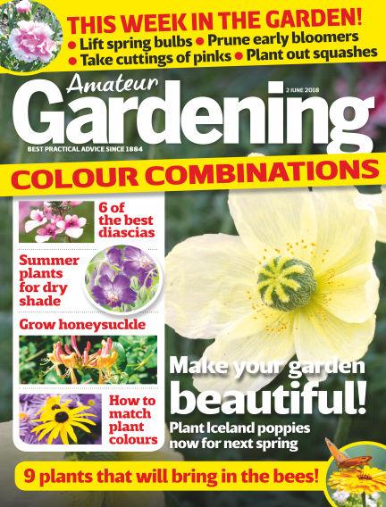 Amateur Gardening May 29, 2018 00:00