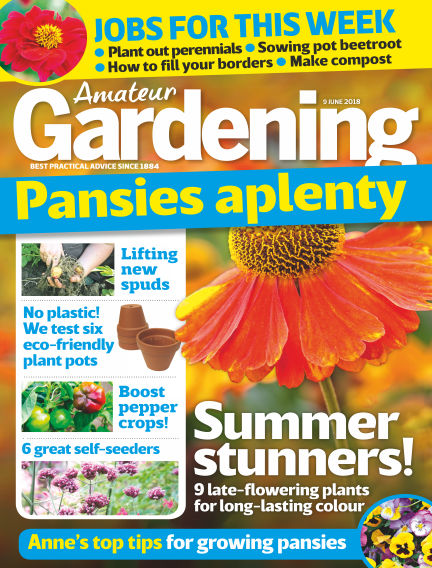 Amateur Gardening June 05, 2018 00:00