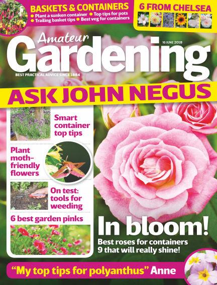 Amateur Gardening June 12, 2018 00:00