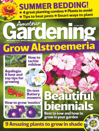 Amateur Gardening 23rd June 2018