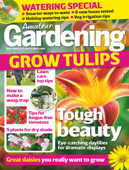 Amateur Gardening July 10, 2018 00:00