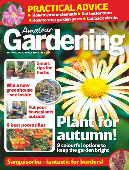 Amateur Gardening July 17, 2018 00:00