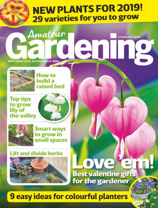 Amateur Gardening Feb 9 2019