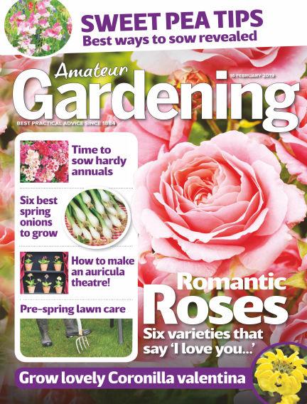 Amateur Gardening February 12, 2019 00:00