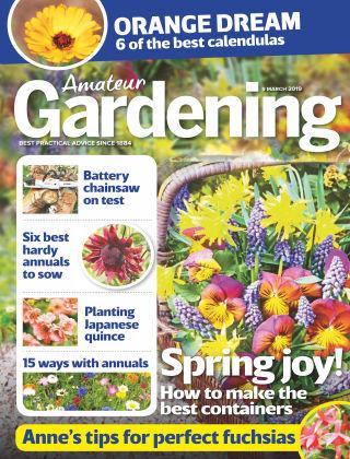 Amateur Gardening Mar 9 2019