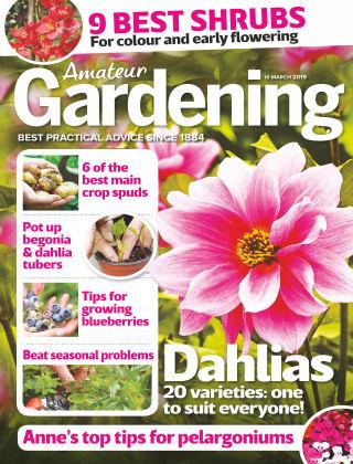 Amateur Gardening Mar 16 2019