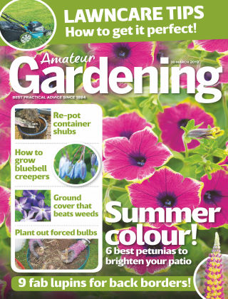 Amateur Gardening Mar 30 2019