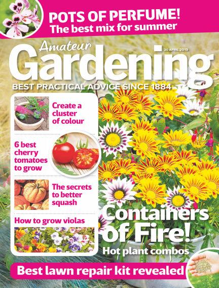 Amateur Gardening April 16, 2019 00:00