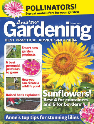 Amateur Gardening Apr 27 2019