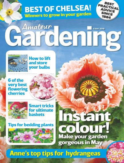 Amateur Gardening May 07, 2019 00:00