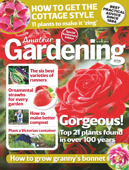 Amateur Gardening May 14, 2019 00:00