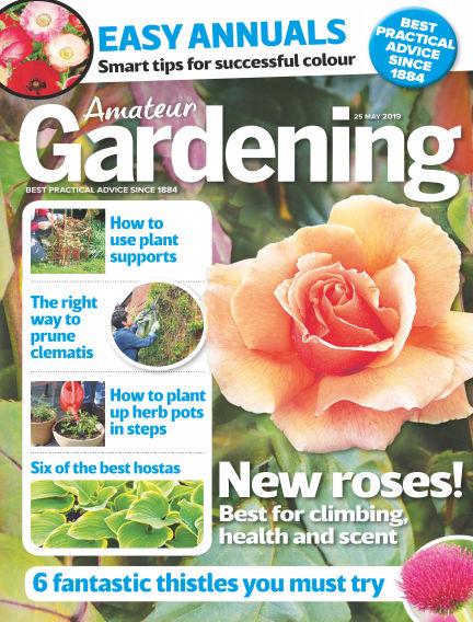 Amateur Gardening May 21, 2019 00:00