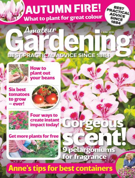 Amateur Gardening May 28, 2019 00:00