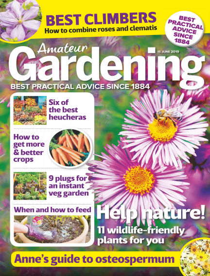 Amateur Gardening June 11, 2019 00:00