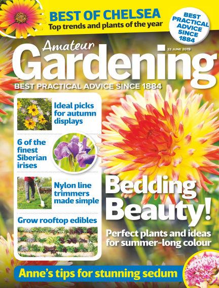 Amateur Gardening June 18, 2019 00:00