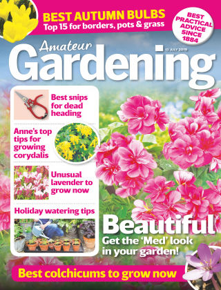 Amateur Gardening Jul 13 2019