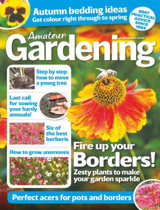 Amateur Gardening Sep 21 2019