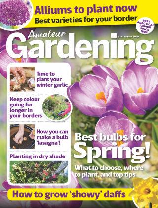Amateur Gardening Oct 5 2019