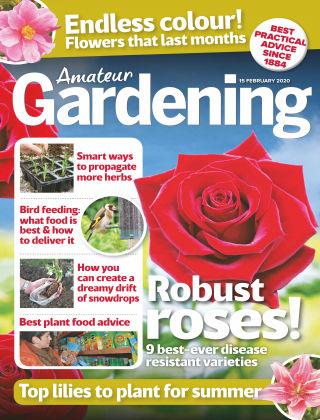 Amateur Gardening Feb 15 2020