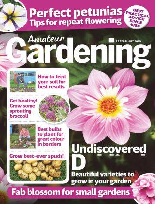 Amateur Gardening Feb 29 2020