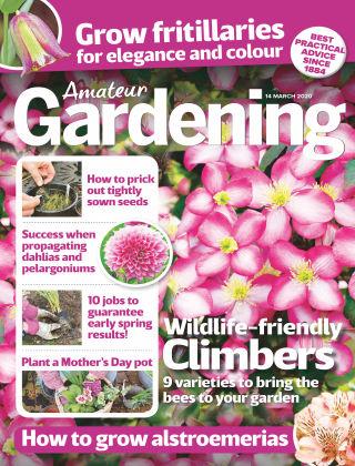 Amateur Gardening Mar 14 2020