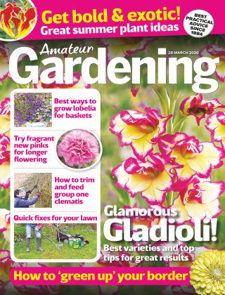 Amateur Gardening Mar 28 2020