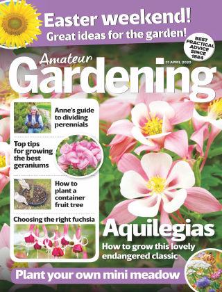 Amateur Gardening Apr 11 2020