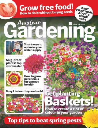 Amateur Gardening Apr 18 2020