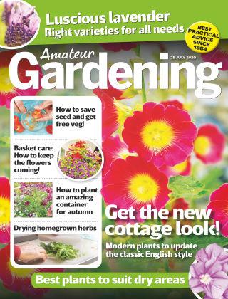 Amateur Gardening 25th July 2020
