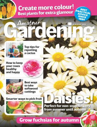 Amateur Gardening 15th August 2020