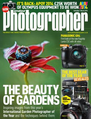 Amateur Photographer 1st March 2014
